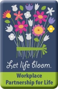 Let Life Bloom WPFL logo
